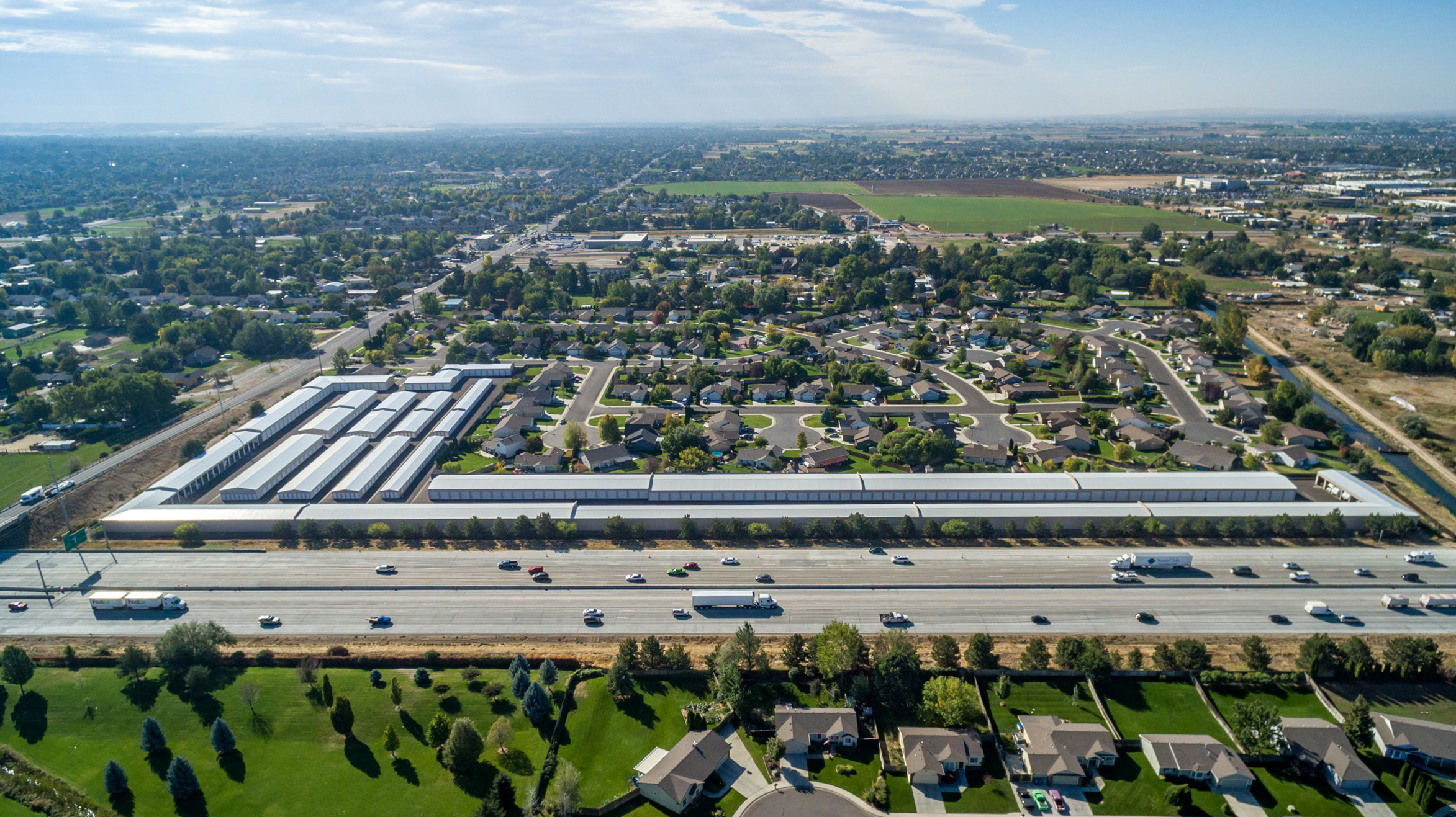 Cloverdale Storage Caster Investment